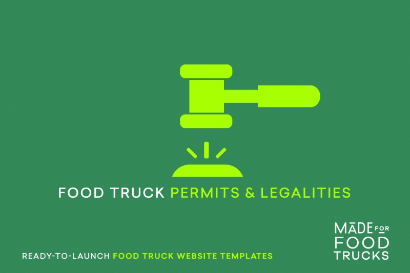 Food Truck Permits And Legality