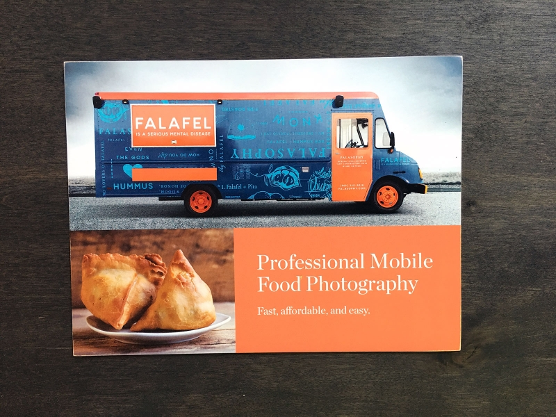 Food Truck Photography
