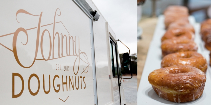 Johnny Doughnuts Food Truck Interview - San Francisco Bay Area
