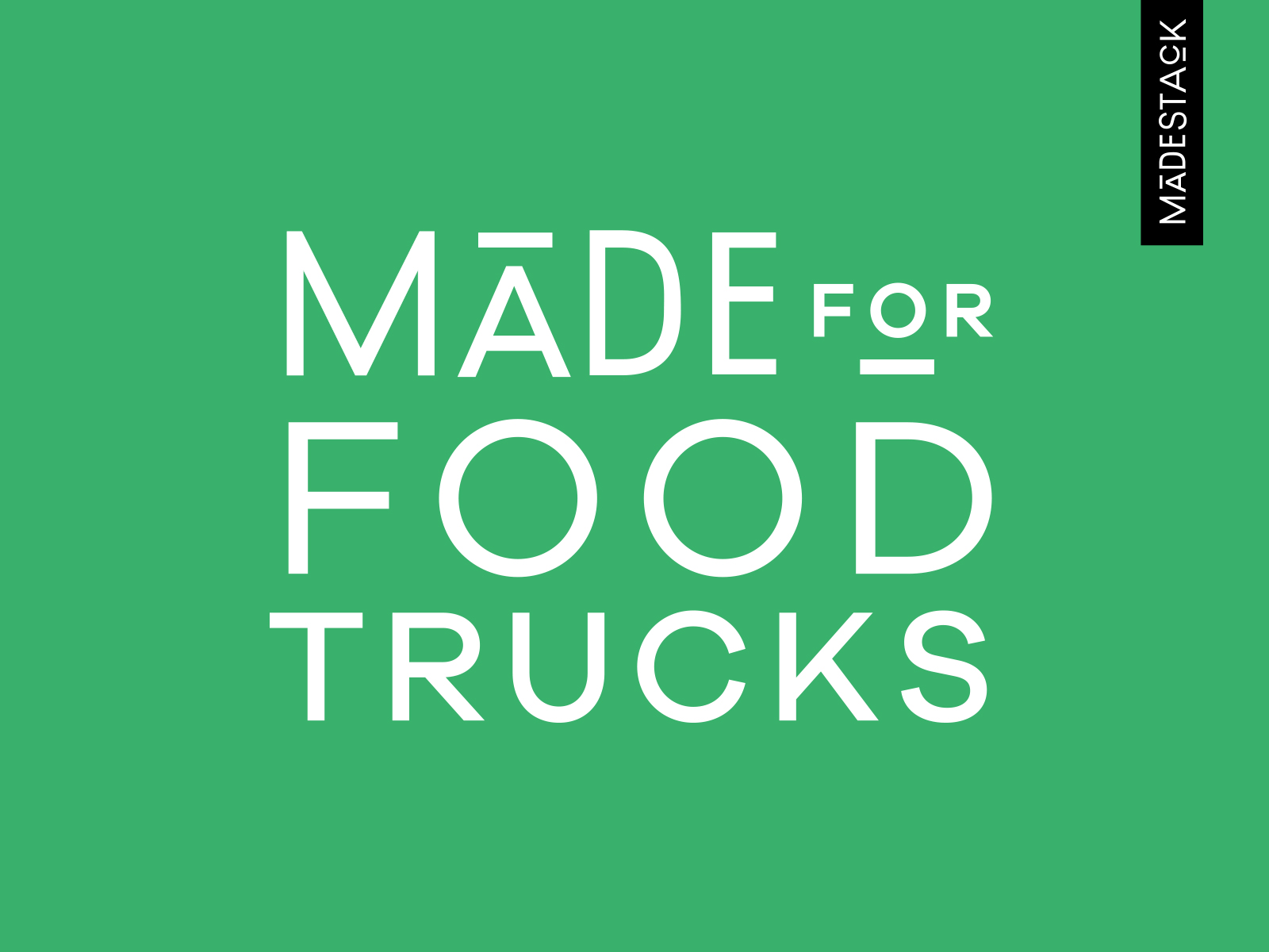 Food truck website design templates done right made for Design food truck online